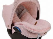 Baby's Only Zonneklep Maxi Cosi Stoer Korrel Baby Roze