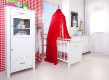 Babykamer Happy Home 1-deurs