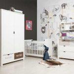 Bopita Babykamer Basic Wood – kleur: Wit – Bopita