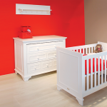 Bopita Babykamer Charlotte 2-delig – kleur: Wit – Bopita