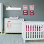 Bopita Babykamer Napoli 2-delig – kleur: Wit – Bopita