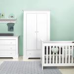 Bopita Babykamer Narbonne – kleur: Wit – Bopita