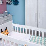 Bopita Babykamer Tim Blue Wash – kleur: Blauw – Bopita