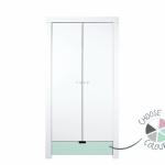 Bopita Kast 2-deurs Mix & Match Medium White – kleur: Wit – Bopita