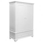 Bopita Kast 2-deurs XL Charlotte – kleur: Wit – Bopita