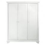 Bopita Kast 3-deurs Charlotte – kleur: Wit – Bopita