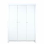 Bopita Kast 3-deurs Mix & Match Medium White – kleur: Wit – Bopita