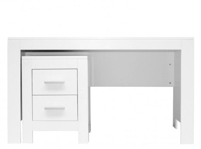 Bopita merel bureau met ladeblok bt13207111 for Ladeblok onder bureau