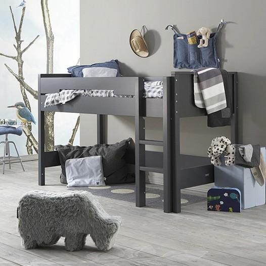Bopita mix match halfhoogslaper antra babykamer winkel - Bed voor kleine jongen ...