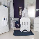 Born Lucky Babykamer Crystal – kleur: Wit – Born Lucky