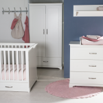 Born Lucky Doorgroeikamer Melody Ivory White – kleur: Wit – Born Lucky