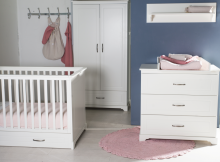 Born Lucky Doorgroeikamer Melody Ivory White