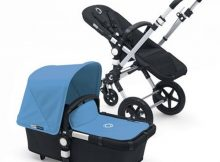 Bugaboo Cameleon3+ Alu / Black - Ice Blue