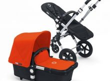 Bugaboo Cameleon3+ Alu / Black - Orange