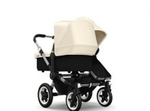 Bugaboo Donkey+ Duo Alu - Off White