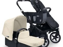 Bugaboo Donkey+ Mono Black - Off White