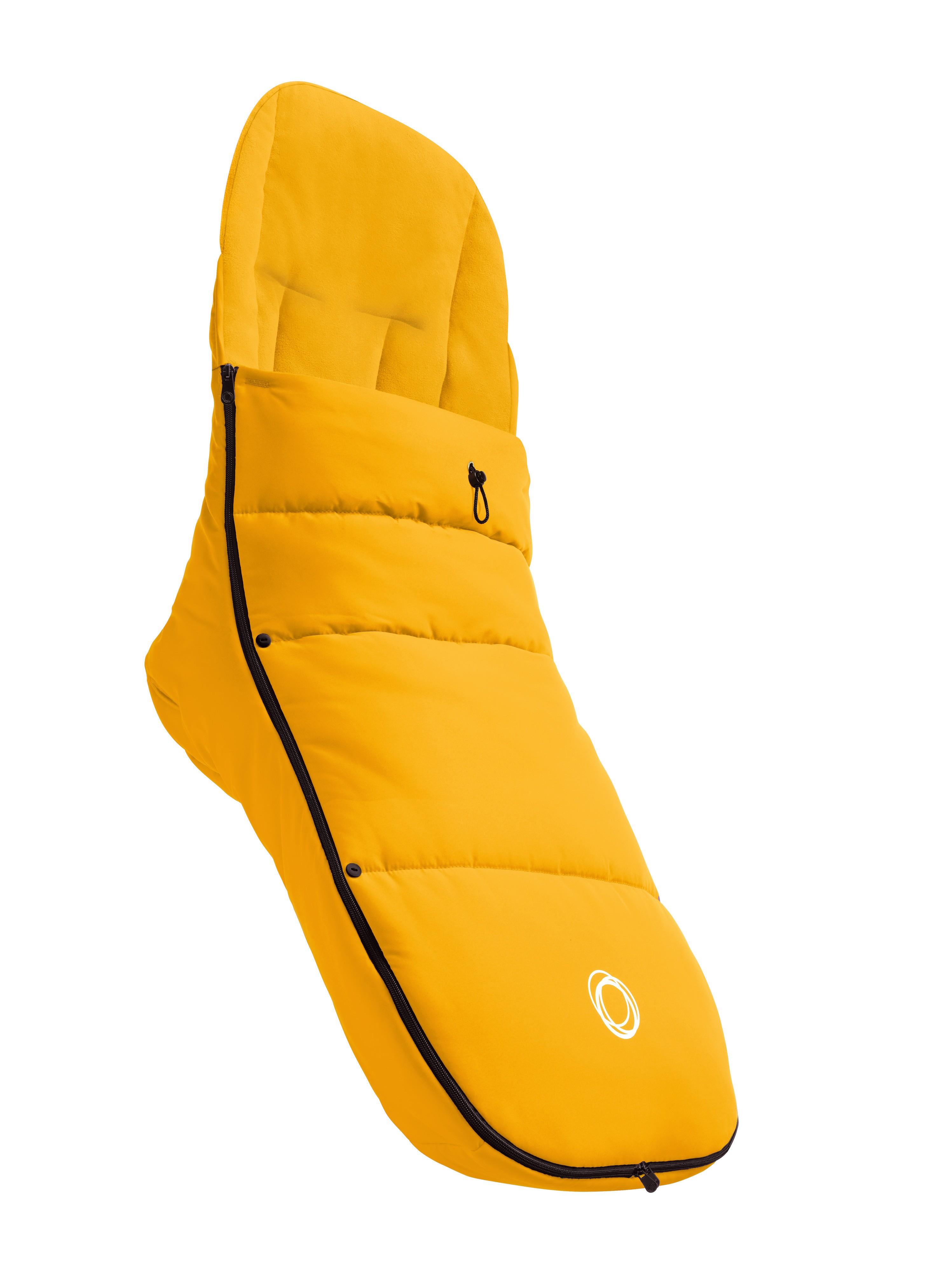 Bugaboo Voetenzak Sunrise Yellow - kleur: Geel - Bugaboo