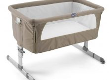 Chicco Wieg Next 2 Me Beige