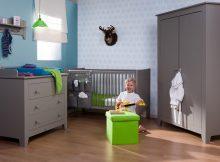 Childwood Babykamer Flemish Stone Grey 2-delig