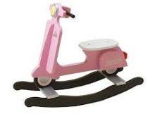 Childwood Schommel scooter Roze