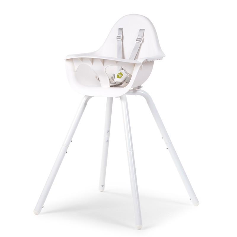 Kinderstoel 6 Jaar.Childwood Spider Kids Kinderstoel Wit Btchspiw