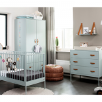 Coming Kids Babykamer Bliss Seagreen 2-delig – kleur: Mint – Coming Kids