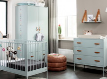 Coming Kids Babykamer Bliss Seagreen