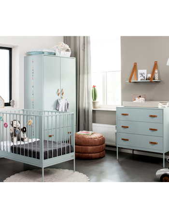 Coming Kids Babykamer Bliss Seagreen - kleur: Mint - Coming Kids