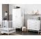 Coming Kids Babykamer Bliss White 2-delig