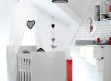 Coming Kids Babykamer Grey Hoogglans