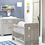 Coming Kids Babykamer Hopper 2-delig – kleur: Grijs – Coming Kids