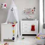 Coming Kids Babykamer New Basic 2-delig – kleur: Wit – Coming Kids