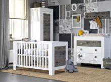 Coming Kids Babykamer Stapelgoed Urban Wit 2-delig
