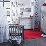 Coming Kids Babykamer Zanzi 2-delig – kleur: Grijs – Coming Kids