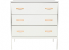Coming Kids Commode Bliss White