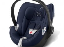 Cybex Aton Q Midnight Blue