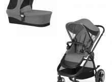Cybex Balios M Manhattan Grey