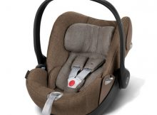 Cybex Cloud Q PLUS Cashmere Beige
