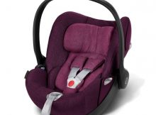 Cybex Cloud Q PLUS Mystic Pink