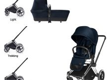 Cybex Priam Lux PACK Midnight Blue
