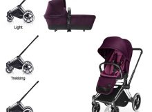 Cybex Priam Lux PACK Mystic Pink