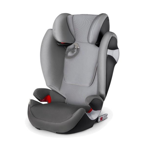 cybex solution m fix manhattan grey babykamer winkel. Black Bedroom Furniture Sets. Home Design Ideas