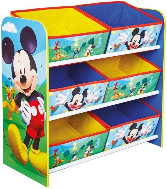 Hello Kitty Opbergrek.Disney Mickey Mouse Opbergrek Bt471mks