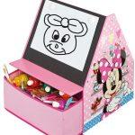 Disney Minnie Mouse Schoolbord – kleur: Roze – Beds and More