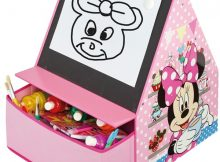 Disney Minnie Mouse Schoolbord