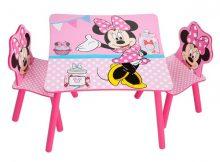 Disney Minnie Mouse Tafel met Stoeltjes