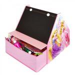 Disney Princess Schoolbord – kleur: Roze – Beds and More