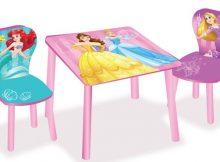 Disney Princess Tafel met Stoeltjes