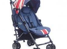 Easywalker MINI Buggy Union Jack Vintage