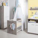 Femm Kledingkast 2-deurs – kleur: Bruin – Bebies First